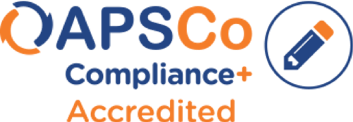 APCSO Compliance Plus Accredited